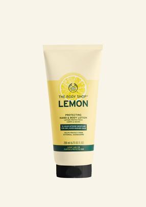[단독] 레몬 프로텍팅 핸드 앤 바디 로션 200ML
