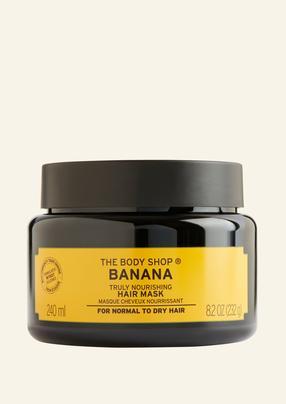 바나나 트룰리 너리싱 헤어 트리트먼트 240ML