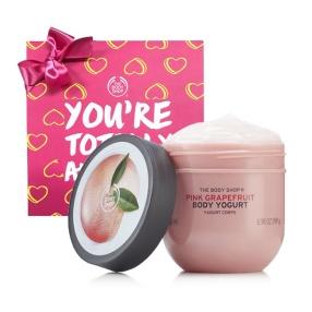 [추석선물] 핑크 그레이프후룻 바디 요거트 선물세트