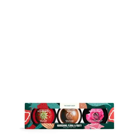 [추석선물] 트리오 바디 버터 선물세트