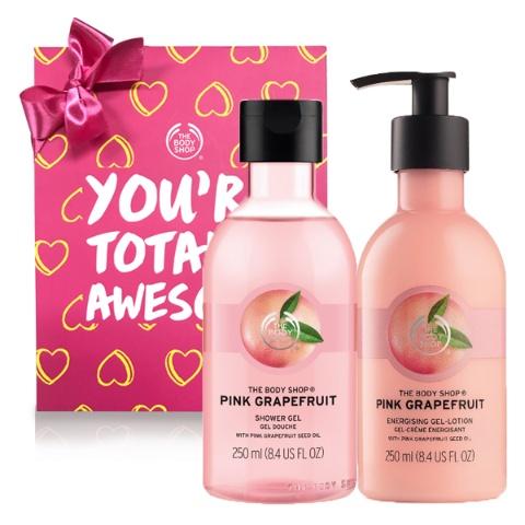 핑크 그레이프후룻 2종 선물 세트