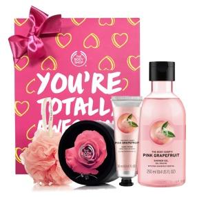 핑크 & 브리티쉬 4종 선물세트