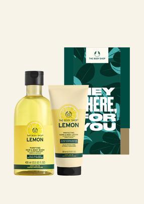 [무료포장] 레몬 바디케어 2종 세트