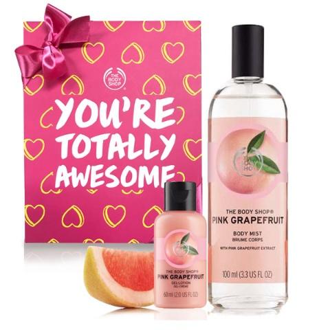 핑크 그레이프후룻 2종 선물세트