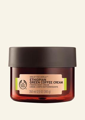 스파 오브 더 월드 에티오피안 그린 커피 크림 350ML